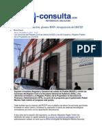 12-12-2013 e-consulta.com - A dos años de creación, plantea RMV desaparición del IRCEP