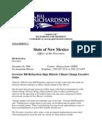 "bill richardson 2008 - ""Asked You"" Fact Sheet"