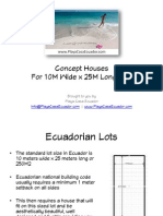 concept houses for 10m x 25m lots pdf v1