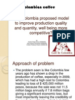 Can Colombia Proposed Model to Improve Production Quality