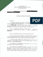 Actiune recuperare permis arma  Matei Lucian vs DGPMB si Zlotea Ion  sef serviciu AEST