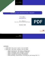InformationTheory DIIC3 INC