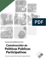 Construccion de Politicas Publicas Participativas