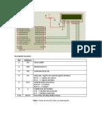 Configuracion Lcd- Display 7 Seg
