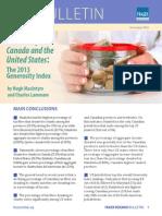 GenerosityIndex_2013
