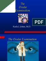 Eye Exam I