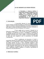 FIDUCIÁRIA EM GARANTIA DE BENS MÓVEIS