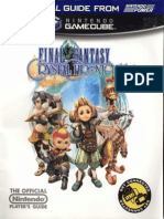 Nintendo Power - Final Fantasy Crystal Chronicles