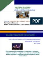Estrategia de Busqueda y Conceptos Basicos Bases de Datos
