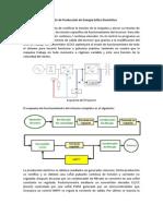 Solución de Producción de Energía Eólica Doméstica