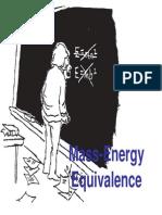 6 Mass-Energy Equivalence