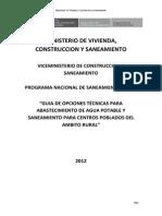 Guia de Opciones Tecnicas 15.08.2012