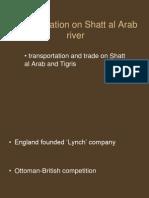 transportation on Shatt al Arab.ppt