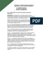 Ley No. 407 de 1972 que regula la venta de la gasolina, diesel oil, aceites, lubricantes y otros productos similares