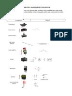 Komponen Simbol Elektronik