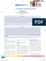 05 195Drug Use in Patients With Renal Failure