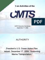 CMTS Presentation