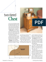 Two Tiered Chest