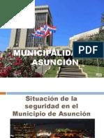 Presentación Seguridad - Asunción