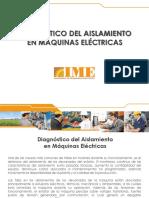 Confiabilidad Diagnostico Del Aislamiento en Maquinas Electricas 1