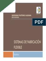 4.Sistemas de Fabricacion Flexible