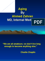 Theory of Aging
