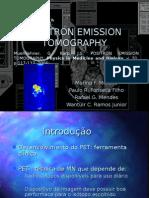 Seminário PET - I Física Médica - Unesp (2006)