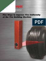 5 Ways to Improve Tire Uniformity Bulletin 3003