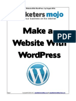 Word Press Website How To