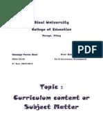 Curriculum Portfolio Kkk