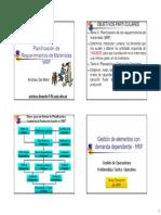 3. MRP PCP II