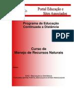 MANEJO RECURSOS NATURAIS - 1