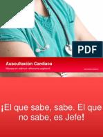 Normas para la Auscultación Cardíaca