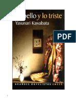 Yasunari Kawabata Lo Bello y Lo Triste PDF