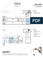 Malt House Floorplan