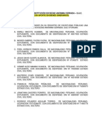 MODELO DE CONSTITUCIÓN SOCIEDAD ANÓNIMA CERRADA UNA