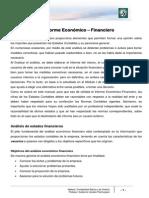 Lectura 7 El Informe Económico – Financiero