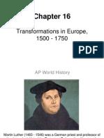 chapter 16 ap world history