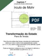 - Círculo de Mohr - Unicamp