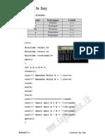Borland C++ Part 3