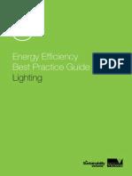 Best Practice Guide Lighting