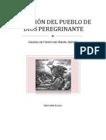 CREACIÓN DEL PUEBLO DE DIOS PEREGRINANTE