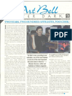 Coast to Coast Am - Afterdark Newsletter - 1995-11 - November