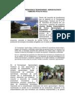 SALIDA TECNOPEDAGOGICA TECNOPARQUE  AGROECOLÓGICO YAMBORÓ PITALITO HUILA