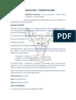 FARMACOLOGÍA Y FISIOPATOLOGIA MÉDICA