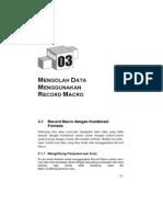 189821590 Trik Mengolah Data Dengan Record Macro Excel 2007
