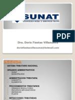 Organos Administrativos Sunat