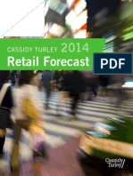 Cassidy Turley 2014 Retail Forecast