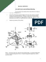 Column Biaxial Bending Calculations