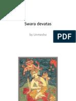 Swara devatas